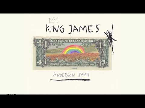 Free Download Anderson .paak - King James (official Audio) Mp3 dan Mp4