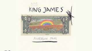 Anderson .Paak - King James (Official Audio)