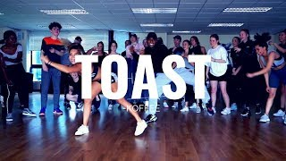 TOAST - Koffee   Beckie Hughes & Nate Samp Choreography