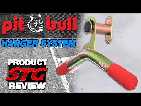 Pit Bull Hanger Review | Sportbiketrackgear.com