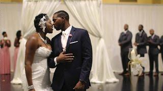 The Wedding of Danielle & Johnathan Nezey