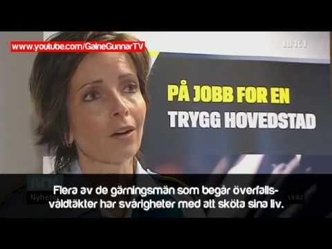 Våldtäktsepidemin - Svensk förljugenhet vs Norsk ärlighet
