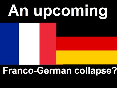 An upcoming Franco-German collapse?