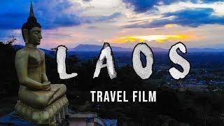 LAOS Travel Cinematic  Film