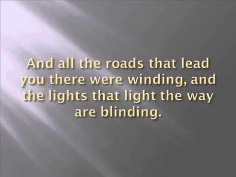Wonderwall (With Lyrics)