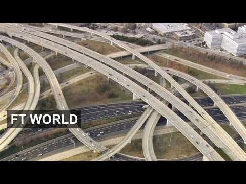 US infrastructure funding: Out of gas | FT World