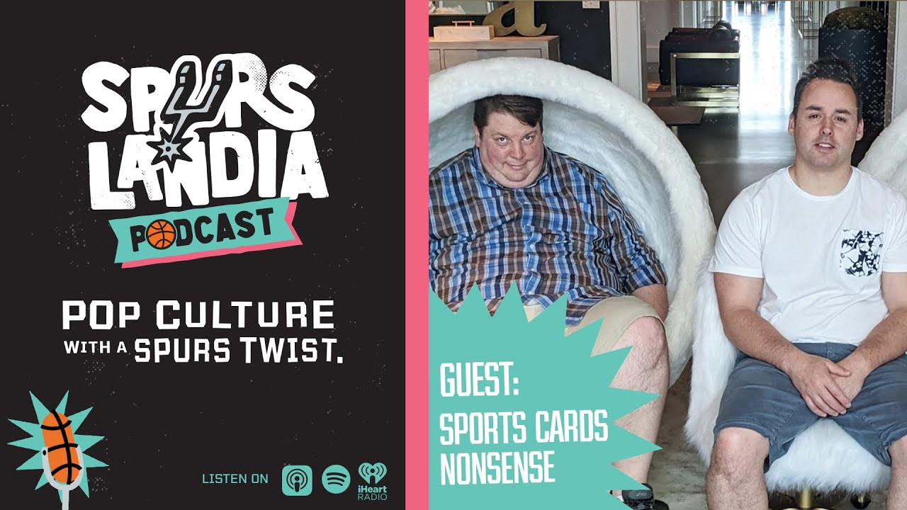 Spurslandia Episode 14: Sports Cards Nonsense on the Recent Boom in the Sports Card Industry & More