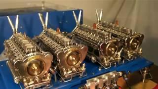 Sala de máquinas de un transatlántico.Parte 6 (Engine room of a transatlantic liner.Part 6)