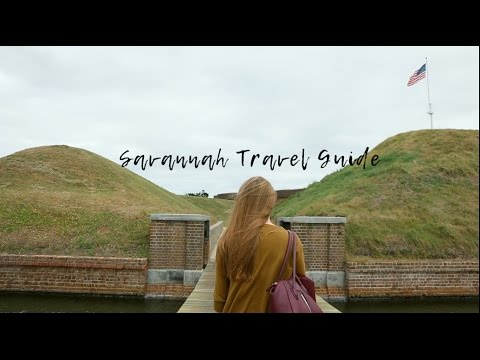 Savannah Travel Guide | Savana Guia de Viagem