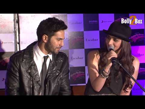 Alia Bhatt Singing Samjhawan | Live Performance