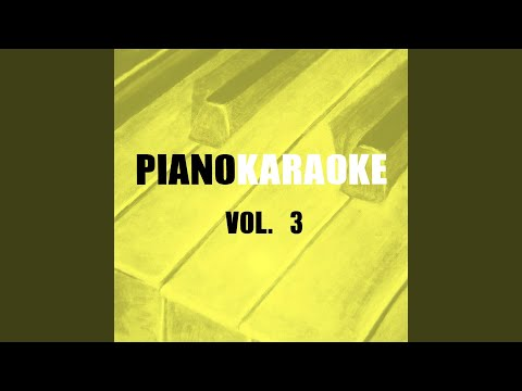 Always on My Mind (Originally Performed by Willie Nelson) (Piano Instrumental Backing Version)