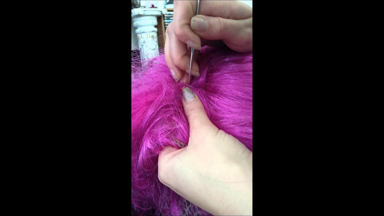 Make A Dreadlock Wig 72