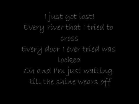 Lost Coldplay Lyrics