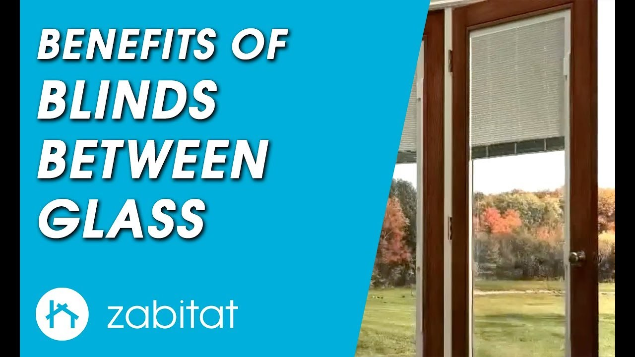 Benefits Of Enclosed Blinds Blinds Between Glass Inserts Youtube