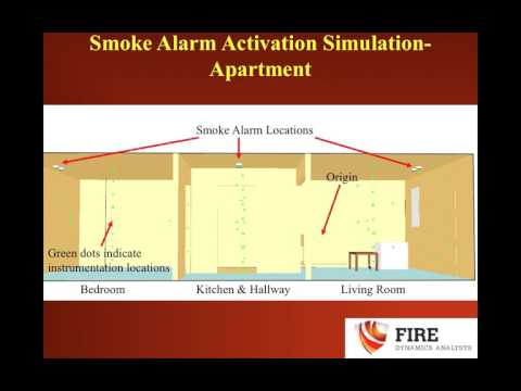 Computer Fire Simulation Tool for Forensic Analysis
