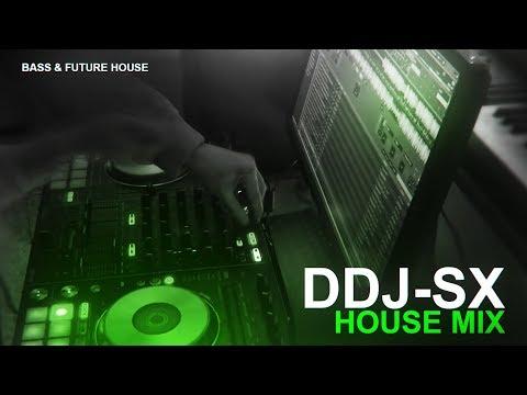 Pioneer DDJ-SX Future/Bass House Mix Serato DJ Pro