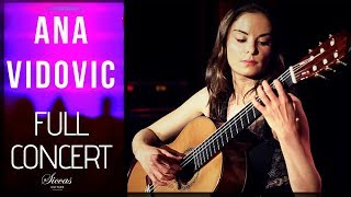 ANA VIDOVIC  LIVE CONCERT  LAMBRECHT – CLASSICAL GUITAR EVENTS