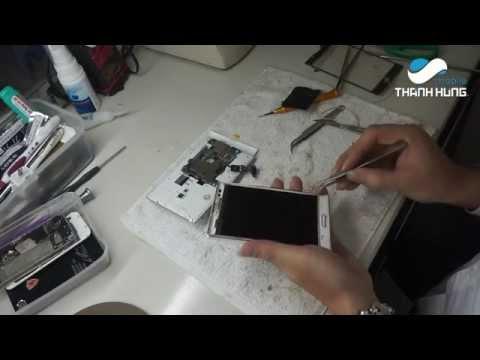 Thay Mặt Kính LG Optimus Vu 2 F200 Bảo Hành 12 Tháng