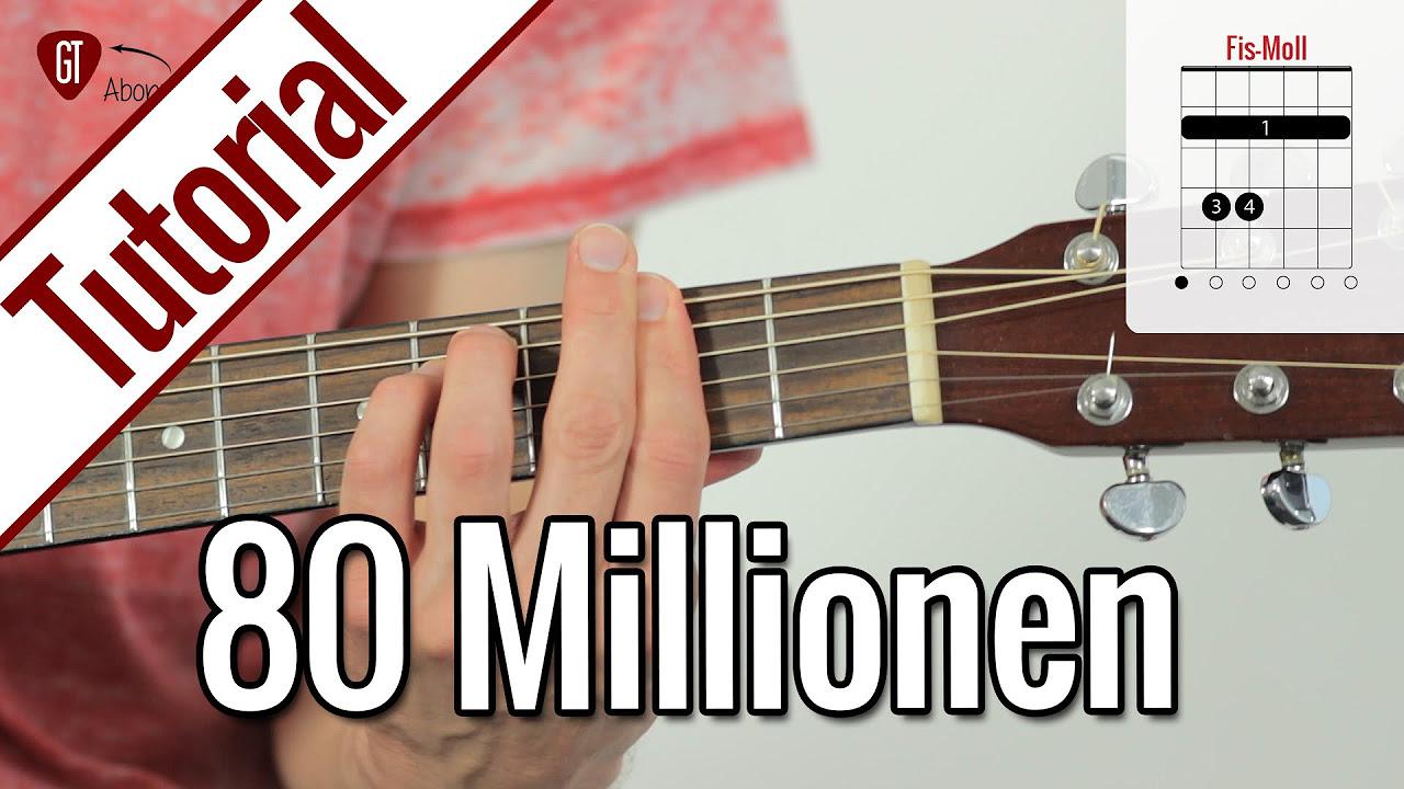80 Millionen Chords