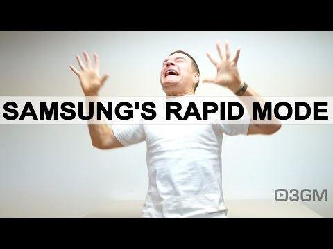 #564 - Q&A: Samsung's RAPID Mode?