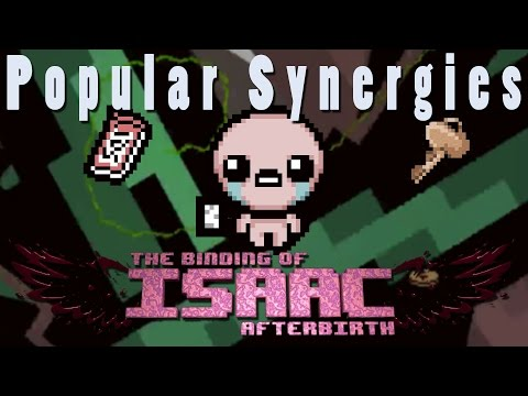 The Binding of Isaac Afterbirth | Black Friday! | Popular Synergies!