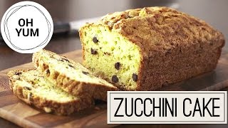Gambar cover How to Bake DELICIOUS Zucchini Cake with Orange