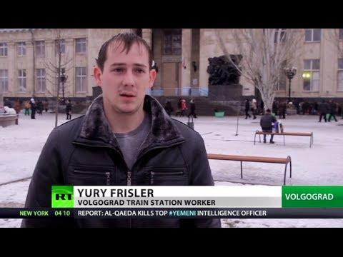 'Don't sleep, Olya!' Train station worker saves 9yo victim of Volgograd blast
