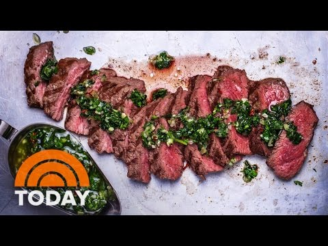 Al Makes Brazilian Churrasco With US Gymnasts: It's A 'Meatapalooza'! | TODAY