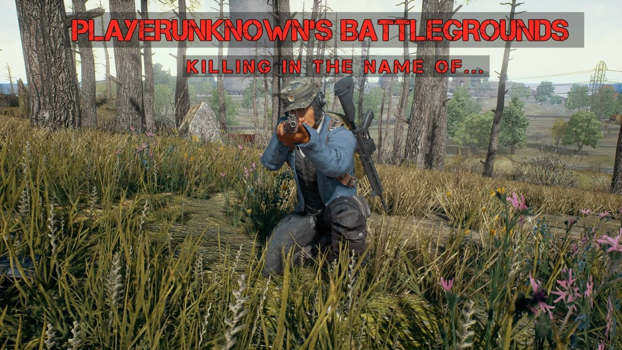 Playerunknown S Battlegrounds Maps Loot Maps Pictures: PLAYERUNKNOWN'S BATTLEGROUNDS Killing In The Name Of DUTCH