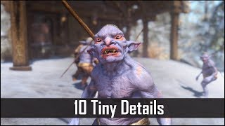 Skyrim: Yet Another 10 Tiny Details That You May Still Have Missed in The Elder Scrolls 5 (Part 21)