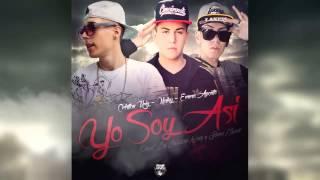 Cristian Kriz Ft. Naiky & Emma Aponte - Yo Soy Asi (Audio Official)