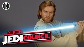 Ewan McGregor Says No Obi-Wan Movie in the Works - Jedi Council
