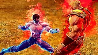 Fist of the North Star PS4 - NEW Gameplay Trailer (2018)