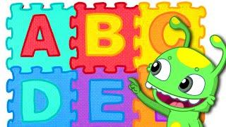 Apprendre l'anglais avec Groovy est très amusant! - Chanson alphabet pour enfants