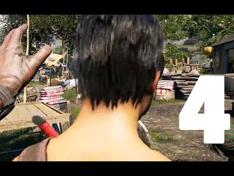 Far Cry 4 - Part 4 Walkthrough - (Xbox One 1080p 60fps)