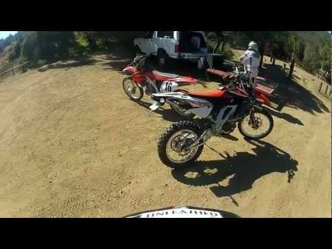 APRILIA RXV 550 TEST IN WILDOMAR CA