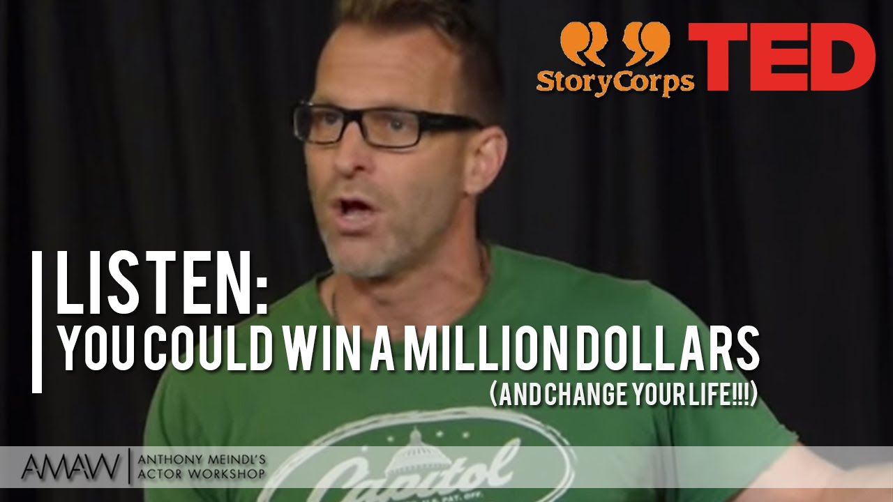 """How Listening Can Win You A Million Dollars (oh, and also completely  change your life)"""