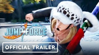 Jump Force - Official Law & Grimmjow Trailer
