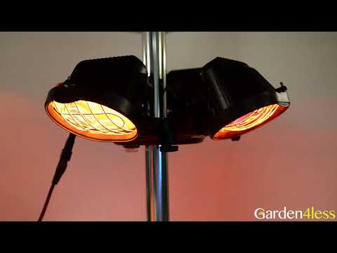 Parasol Heaters, Which Is Best? - Comparison Video