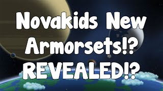 NOVAKIDS ARMOR! - Starbound Update!?