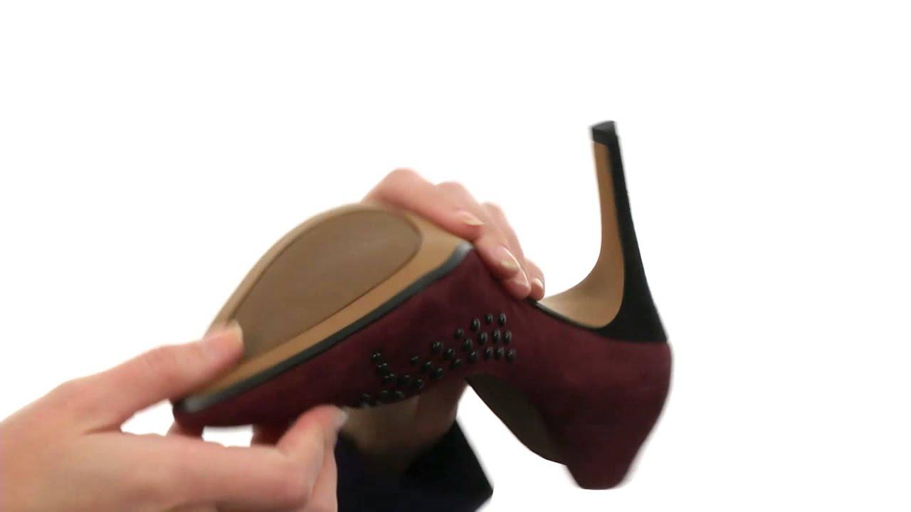 5c9b502fbabc8 Clarks Azizi Verdi Heels - Free Shipping   Returns at Zappos - YouTube