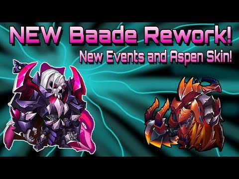 Idle Heroes (O+) Is Lord Baade A Thing? - Baade Rework Testing! - Event Overview