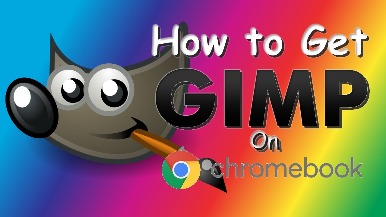 How to Get GIMP on Chromebook!!!