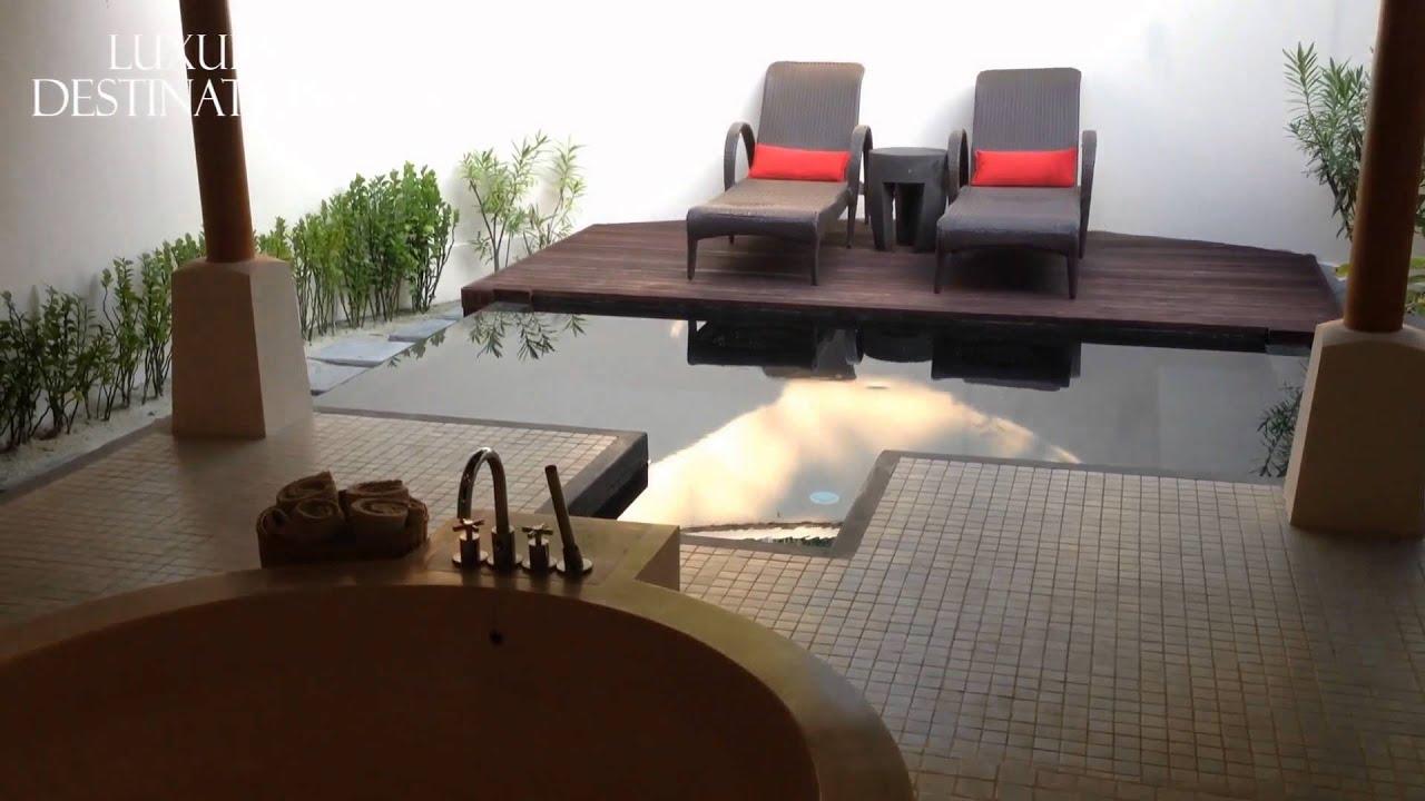 Lux Maldives Beach Villa