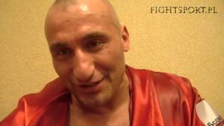 Marcin Najman - wywiad po walce z Robertem Burneiką na MMA Attack 2 2017 Video