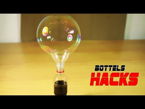 Thumbnail: Five Amazing Life Hacks With Plastic Bottles You Must Try