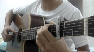 """Breathless"" Shayne Ward [Acoustic guitar solo cover]"