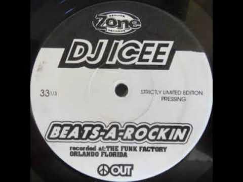 DJ Icee - Beats-A-Rockin Track 1