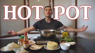 QT| HOT POT |MUKBANG| 315 Pause Squat
