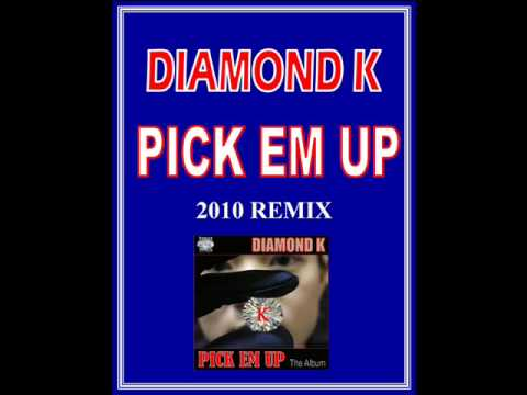 Bmore Club Diamond K - Pick Em Up Remix